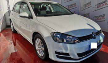 Volkswagen Golf 1.6 TDI CR BMT Advance 105 CV (06/2013) completo