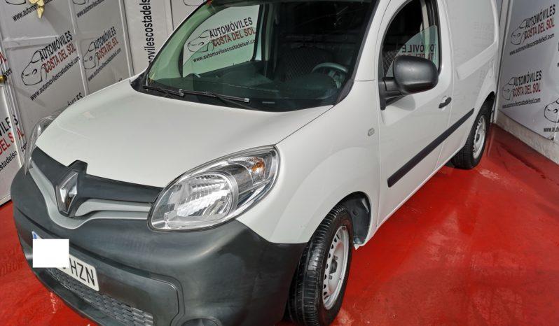 Renault Kangoo Furgon. 1.5 dCi Profesional Gen5 90 CV (09/2014) completo