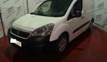 Peugeot Partner Furgón 1.6 HDI Confort L1 75 cv (07/2015)