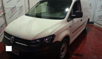 Volkswagen Caddy Furgón 2.0 TDI Business 75 cv (10.500€)