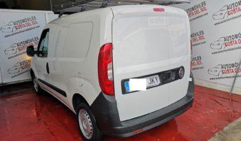 Fiat Doblo Cargo 1.3Mjt Base 90 cv E5 (01/2016) completo