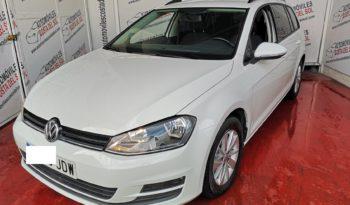 Volkswagen Golf Variant 1.6 TDI CR BMT Advance 105 cv (04/2015)
