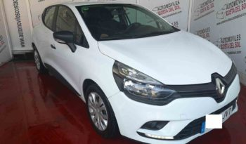 Renault Clio 1.5 dCi Energy Limited 75 cv  (12/2016) completo