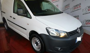 Volkswagen Caddy Furgón PRO 2.0 TDI 4×4 110 cv (12/2014)